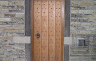 door restoration for a new client