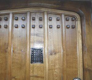 restoring doors by hand
