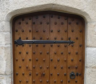 period doors made by hand